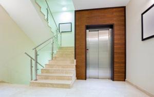 Escada ou elevador? Eis a questão…