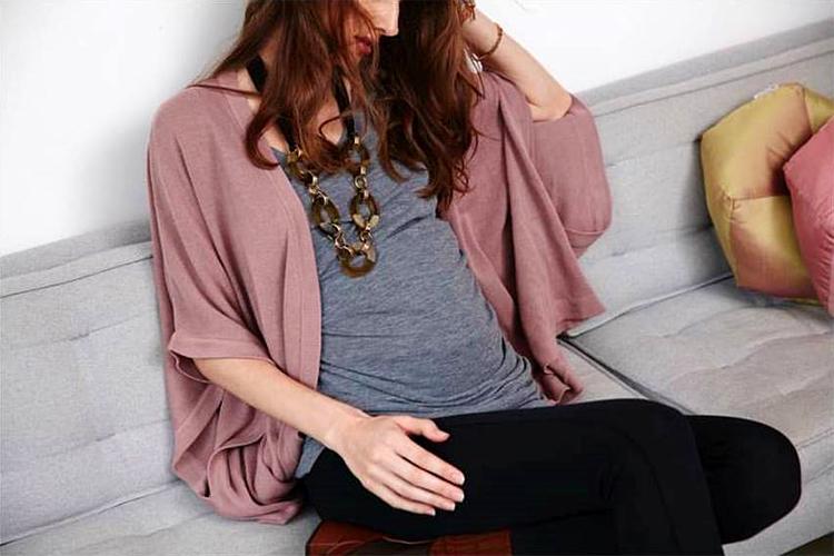 Startup aluga roupas para gestantes