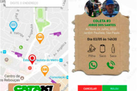Una aplicación que conecta recogedores de basura con quienes desean reciclar