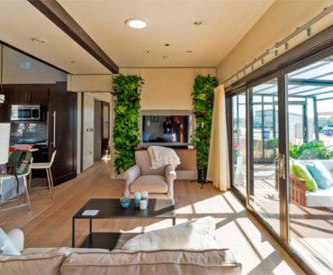Casa sustentável dá show de acessibilidade
