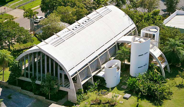 CSS em Curitiba é o prédio mais sustentável da América