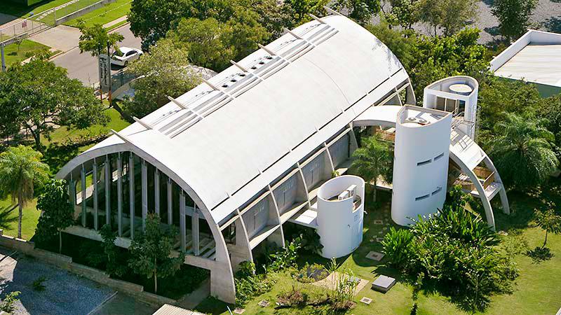 Cuiabá tem o prédio mais sustentável da América