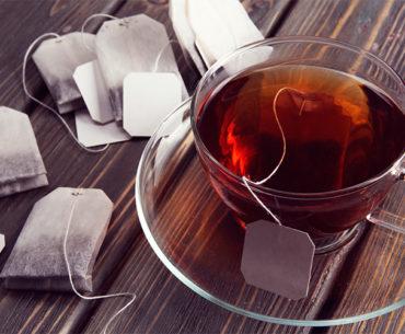 Dicas para reaproveitar os saquinhos de chá