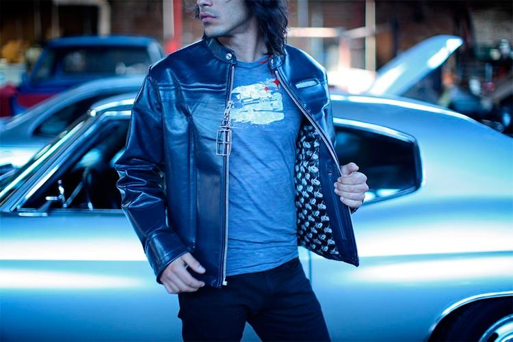 Estofados de carros são transformados em jaquetas
