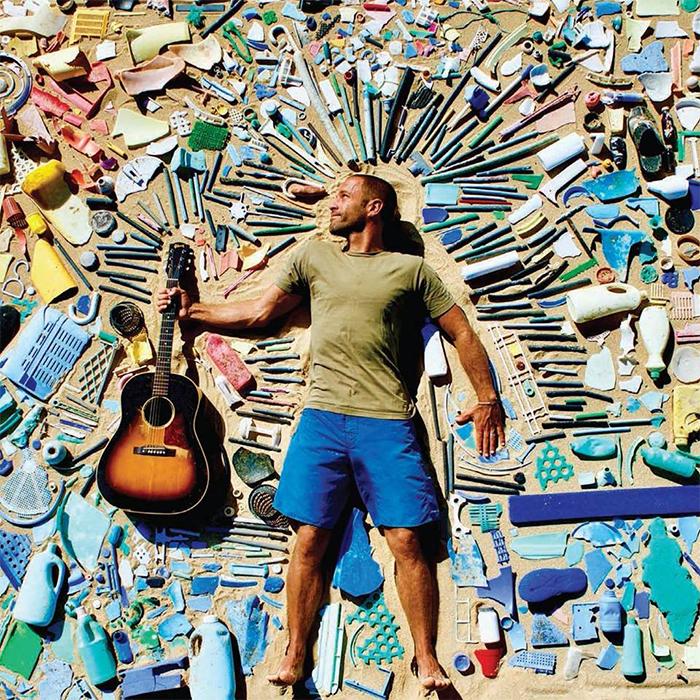 Música de Jack Johnson aborda os 3 R's da sustentabilidade