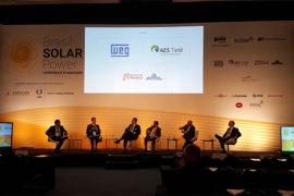 Energia solar cresce no Brasil