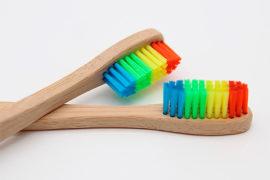 Escovas de dente podem ser sustentáveis