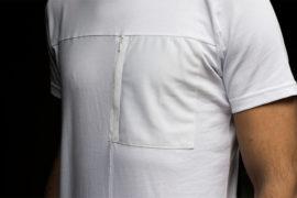 Esta camiseta é capaz de limpar o ar que você respira