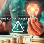 Aviso aos consumidores da Light
