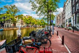 Saiba quais são as 5 cidades mais amigáveis para os ciclistas
