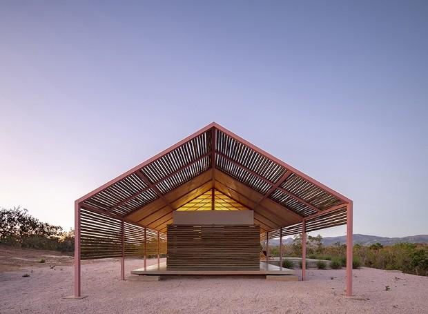 Casa no Cerrado promove contato com a natureza por viés sustentável