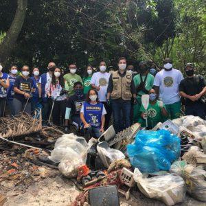 Projeto SOS Lagoas mobiliza moradores e condomínios em ações ambientais no RJ